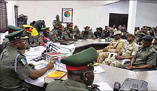 Image result for We intervened in 2019 elections because of inadequate policemen - Nigerian Army