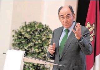 ?? // EFE ?? Ignacio Galán, presidente de Iberdrola