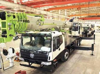 ??  ?? 河北宣化承接北汽福田专用车生产转移项目