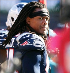 ?? File photo by Louriann Mardo-Zayat / lmzartworks.com ?? After missing the second half of the season and the playoffs with a torn pectoral muscle, Patriots linebacker Dont'a Hightower is excited to return to the field.