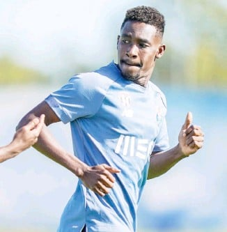 ??  ?? FC Porto and Su­per Ea­gles 'new boy' Zaidu Sanusi