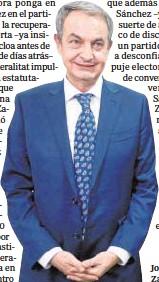 ?? // ABC ?? José Luis Rodríguez Zapatero