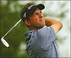 ?? PHOTO: GETTY IMAGES ?? Swinging success: Sam Little played the round of his life in Spain