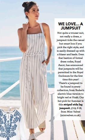 Pressreader Good Housekeeping Uk 2017 07 01 We Love A Jumpsuit