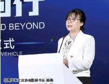 ??  ?? 中国汽车工业协会副秘书长 柳燕