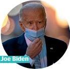 ??  ?? Joe Biden