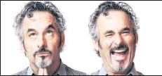 ?? SPECIAL TO THE CITIZENS' VOICE ?? David Feherty will perform tonight at the F.M. Kirby Center for the Performing Arts.