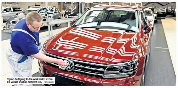 Pressreader Aller Zeitung 2019 06 13 Volkswagen Werksferien In 2020 Beginnen Erst Ende Juli