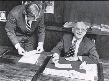 ?? FILE PHOTO: REPORTAGEBILD — THE ASSOCIATED PRESS ?? Once upon a time, the free market ideas of Nobel-winning economist Milton Friedman energized the American conservative movement. These days, not so much, argues Steven Greenhut.