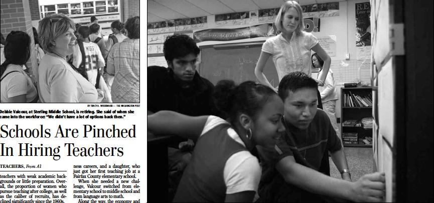 PressReader - The Washington Post Sunday: 2007-06-24 - Schools