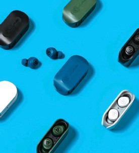 ??  ?? COMMITTED TO CONSTANT Improvement Jlab's ongoing innovation keeps making earbuds and other products better.