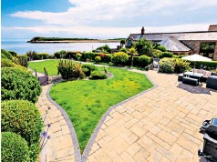 ??  ?? Southwinds in Penarth, with views over the sea, is £1.4m with Knight Frank
