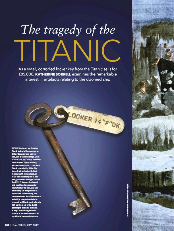 PressReader - Homes and Antiques Magazine  2017-01-03 - The tragedy ... 0092aa12f76