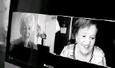 ?? AP ?? In November, best friends Betty Grebenschikoff and Anne Maria Wahrenberg were reunited in a Zoom conference, more than 80 years after the Holocaust separated them.