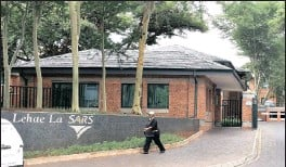 ?? PHOTO: OUPA MOKOENA ?? The Sars HQ in Pretoria. Sars has been slammed for threatening to sue a book publisher.