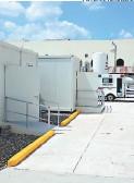 ?? FOTO: EL HERALDO ?? el hospital móvil de Tegucigalpa está funcionando a medias.