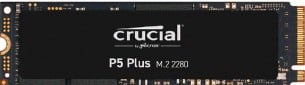 ?? ?? Crucial sent us this image of the speedy P5 Plus, which illustrates the 2280 form factor perfectly.