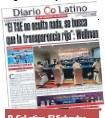 ??  ?? D. Colatino, El Salvadot 26 de jebteto de 2020