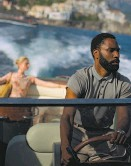 "?? Melinda Sue Gordon / Warner Bros. ?? Elizabeth Debicki and John David Washington star in Christopher Nolan's ""Tenet."""
