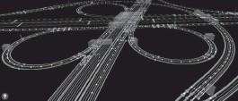 ??  ?? 小鹏P7采用高德提供的基于激光点云图像生成的高精地图企业供图