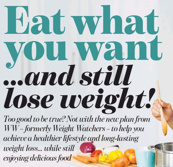 Pressreader Daily Mail Weekend Magazine 2019 01 19 Eat What You