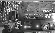 ?? Martin Meissner/The Associated Press ?? The famed Borussia Dortmund team was going by bus to its stadium to play Monaco when explosions went off.