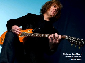 ??  ?? The latest Gary Moore collection uncovers further gems