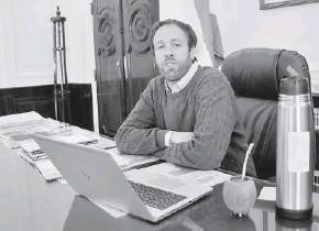 ?? - Télam - ?? Bonos. El ministro de Hacienda y Finanzas, Pablo López.