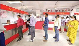 ??  ?? Small Savings Schemes are operated through a vast network of post offices