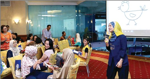 Pressreader Jawa Pos 2016 11 06 Bantu Anak Hasilkan Emosi Positif