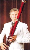 ?? PAT MCGRATH, THE OTTAWA CITIZEN ?? Gerald Corey was principal bassoonist with the NACO for more than 30 years.