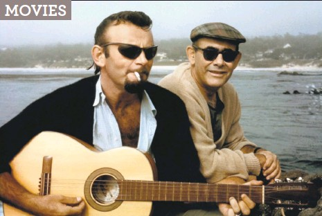 """?? Ravin' Films photos ?? Left: Songwriter/producer Bert Berns (left), the documentary subject who was known for the hits """"Twist and Shout"""" and """"Piece of My Heart,"""" with Atlantic Records partner/producer Jerry Wexler."""