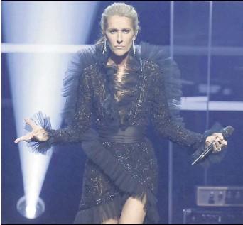 ?? Richard Shotwell/ Invision ?? Celine Dion