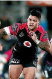 ?? PHOTO: GETTY IMAGES ?? Issac Luke says the Warriors have enough senior players to cope without injured star Shaun Johnson.