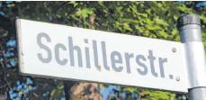 ?? FOTO: RWE ?? Wenn es um 60 Zentimeter niedriger ausfällt als bislang geplant, kann ein Einfamilienhaus in der Schillerstraße gebaut werden – so der Beschluss jüngst im Technischen Ausschuss.