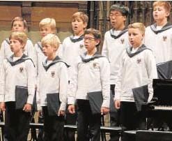 ?? // ABC ?? El coro vienés ofrece 300 actuaciones al año