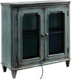 ??  ?? Mirimyn accent cabinet (92.08cm W x 35.89cm D x 91.77cm H)R4 950, Ashley Furniture Homestore