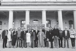 ??  ?? Видання повного тексту «Літопису Самійла Величка» і презентація його в Батурині 14 жовтня відбулися завдяки багатьом доброчинцям.