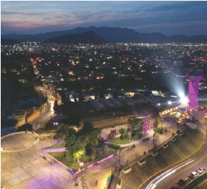 ??  ?? Este premio en el que la Revista Alcaldes de México entrega a Saltillo por competitividad se suma a todos los logros.