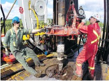 ?? STUART DAVIS ?? Precision Drilling Corp. says it has been heavily impacted by nine contract cancellations since the start of the oil downturn.