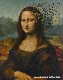 ??  ?? Leonardo's World. Da Vinci digital.