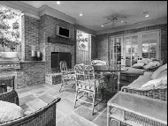 ??  ?? The home at 4417 Southern Ave. is listed by Karla Trusler with Briggs Freeman Sotheby's for $2,079,000.