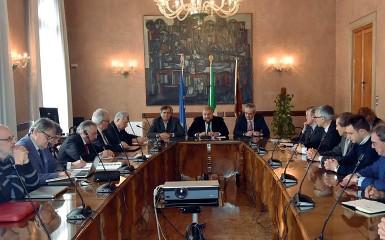??  ?? L'incontro L'Enea ha visitato Marghera e il sito proposto. L'incontro in Regione con sindaco, assessore e università di Padova