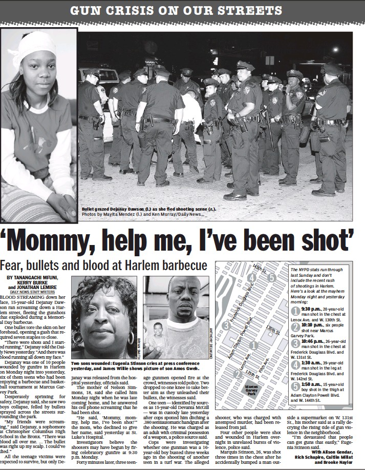 Pressreader New York Daily News 2008 05 28 Mommy Help Me I