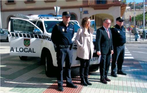 LOS POLICÍAS LOCALES COBRARÁN ENTRE 70 Y 80 EUROS MÁS