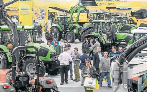 LO ÚLTIMO EN TECNOLOGÍA AGRARIA TOMA LA FIMA