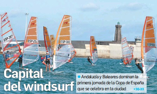 CAPITAL DEL WINDSURF