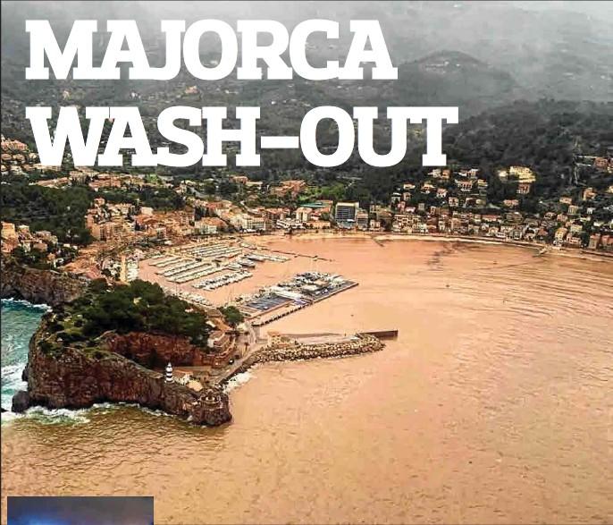 MAJORCA WASH-OUT