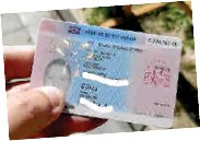 SPAIN TO TAKE ACTION OVER INCORRECT WORDING ON NEW RESIDENCY CARDS