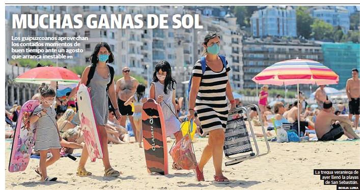 MUCHAS GANAS DE SOL